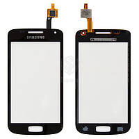 Тачскрин (сенсор) Samsung I8150 Galaxy W   черный