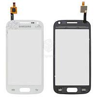 Тачскрин (сенсор) Samsung I8160 Galaxy Ace II | la fleur | белый
