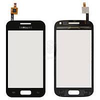 Тачскрин (сенсор) Samsung I8160 Galaxy Ace II | черный
