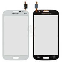 Тачскрин (сенсор) Samsung I9060 Galaxy Grand Neo | Оригинал | белый