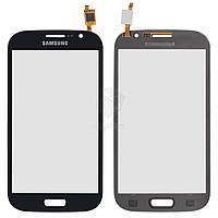 Тачскрин (сенсор) Samsung I9080 Galaxy Grand | Оригинал | I9082 Galaxy Grand Duos | Оригинал | черный