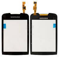 Тачскрин (сенсор) Samsung S3850 Corby II | Оригинал | черный