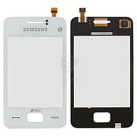 Тачскрин (сенсор) Samsung S5222 Star 3 Duos | белый