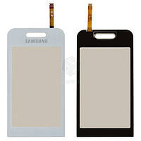 Тачскрин (сенсор) Samsung S5230 TV | Оригинал | S5233 | Оригинал | белый