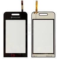 Тачскрин (сенсор) Samsung S5230 TV | Оригинал | S5233 | Оригинал | logo TV | Оригинал | черный