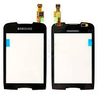 Тачскрин (сенсор) Samsung S5570 Galaxy Mini | Оригинал | черный