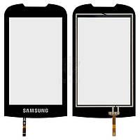 Тачскрин (сенсор) Samsung S5560 | Оригинал | черный