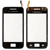 Тачскрин (сенсор) Samsung S5830 Galaxy Ace | Оригинал | черный