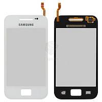 Тачскрин (сенсор) Samsung S5830i Galaxy Ace | Оригинал | белый