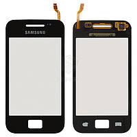 Тачскрин (сенсор) Samsung S5830i Galaxy Ace | Оригинал | черный