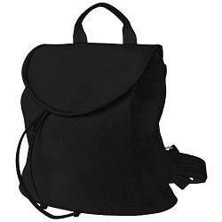 Рюкзак с крышкой Mod MINI черный (MMN1_BL)