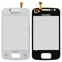 Тачскрин (сенсор) Samsung S6102 Galaxy Y Duos | Оригинал | белый