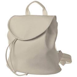 Рюкзак с крышкой Mod MINI слоновая кость (MMN1_SBR)