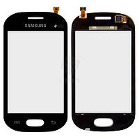 Тачскрин (сенсор) Samsung S6812 Galaxy Fame Dual Sim | Оригинал | синий