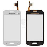 Тачскрин (сенсор) Samsung S7260 Galaxy Star Plus   Оригинал   S7262 Galaxy Star Plus Duos   Оригинал   белый