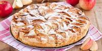 Яблочный пирог Бабушки
