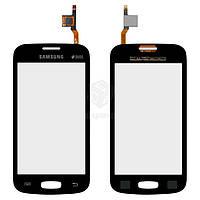 Тачскрин (сенсор) Samsung S7260 Galaxy Star Plus   Оригинал   S7262 Galaxy Star Plus Duos   Оригинал   черный
