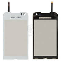 Тачскрин (сенсор) Samsung S8000 Jet   Оригинал   S8003   Оригинал   белый
