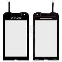 Тачскрин (сенсор) Samsung S8000 Jet   Оригинал   S8003   Оригинал   черный