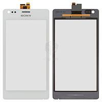 Тачскрин (сенсор) Sony C1904 Xperia M | Оригинал | C1905 Xperia M | Оригинал | C2004 Xperia M Dual | Оригинал | C2005 Xperia M Dual | Оригинал | белый