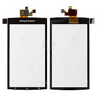Тачскрин (сенсор) Sony Ericsson Xperia arc LT15i | Xperia arc S LT18i | X12 | Оригинал | Черный