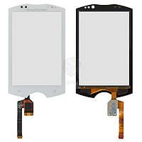 Тачскрин (сенсор) Sony Ericsson WT19 | Оригинал | белый