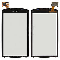 Тачскрин (сенсор) Sony MT25 Xperia Neo L | Оригинал | черный