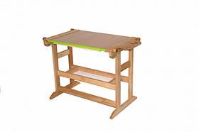 Детский стол-парта Смарт с регулируемой столешницей