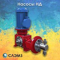 Насос НД 1,0 10/160 К 14 цена Украина дозировочный насос дозаторный Сахгидромаш