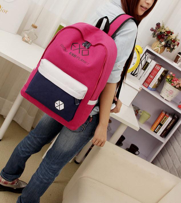 Стильные рюкзаки Exo Planet!