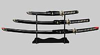 Самурайский меч Katana 3 в 1 13974 (KATANA 3в1)+подарок или бесплатная доставка!