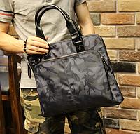 Мужская кожаная сумка. Модель 61271, фото 5