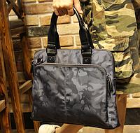 Мужская кожаная сумка. Модель 61271, фото 4
