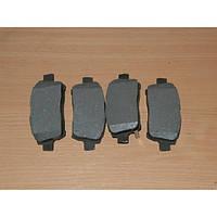 Колодки тормозные передние Geely CK (с АБС) Autocare