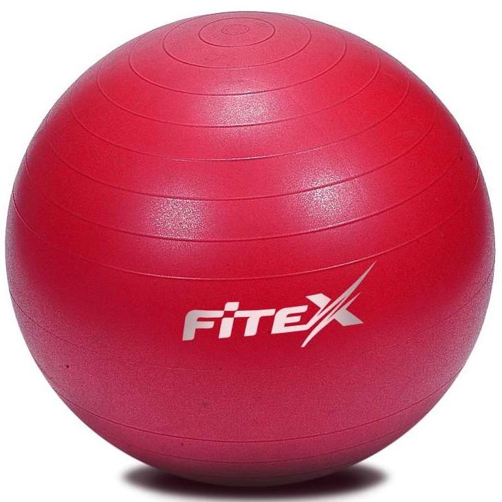 М'яч гімнастичний Fitex MD1225-55 з захистом від розриву, 55 см