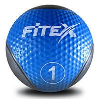 Медбол Fitex MD1240-1, 1 кг