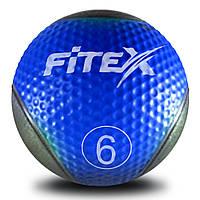 Медбол Fitex MD1240-6, 6 кг