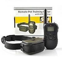 Система для тренировки собак Pet Dog Training Collar LCD Display Remote