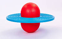 Мяч для прыжков и удержания равновесия Pogo Ball 3403: диаметр 37,5см