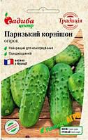 "Семена Огурца Парижский Корнишон, раннеспелый 1 г, ""Бадваси"", Традиция"