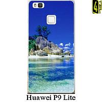 Чехол для Huawei P9 Lite, бампер, #014