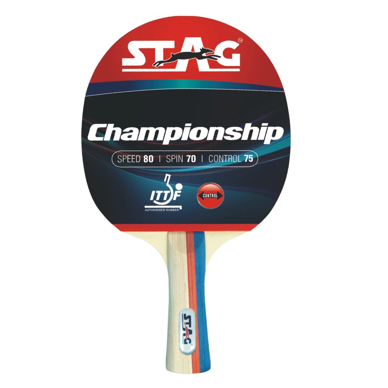 Ракетка для настільного тенісу Stag Championship