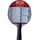Ракетка для настольного тенниса Stag Tournament (ФИТНЕС), фото 3