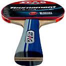 Ракетка для настольного тенниса Stag Tournament (ФИТНЕС), фото 5