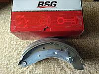 Тормозные колодки задние барабанные Citroen Berlingo 405 Partner 1.4 1.9 D 1.6 Hdi 1996-> 228.6x42(70-205-006)