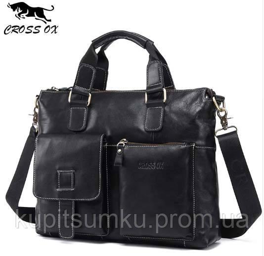 Портфель сумка Мужская CROSS OX