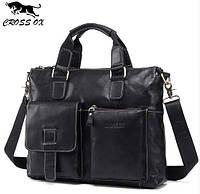 Портфель сумка Мужская CROSS OX, фото 1