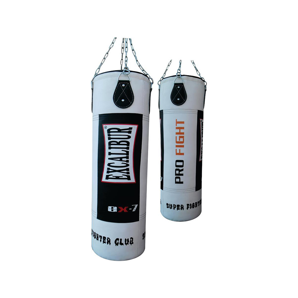 Боксерский мешок Excalibur 1213 PU 120 x 35 см c цепью (ФИТНЕС)