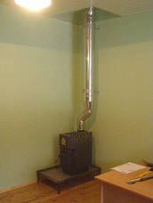 Дымовая труба 0,5 метра 1 мм AISI 304, фото 2