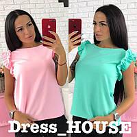Красивые женские блузки в расцветках n-t51424